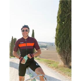 Santini Terra Kortärmad cykeltröja Herr print